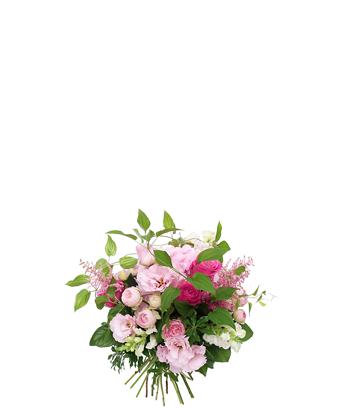 デニスデザイン ピンク 花束 小