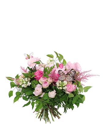 デニスデザイン ピンク 花束 大