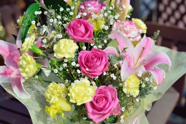 お世話になった方へ~退職祝いのプレゼントは花で決まり!01