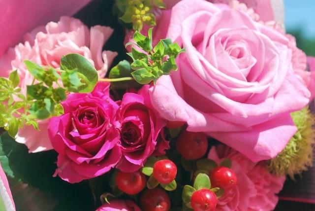 お世話になった方へ~退職祝いのプレゼントは花で決まり!03